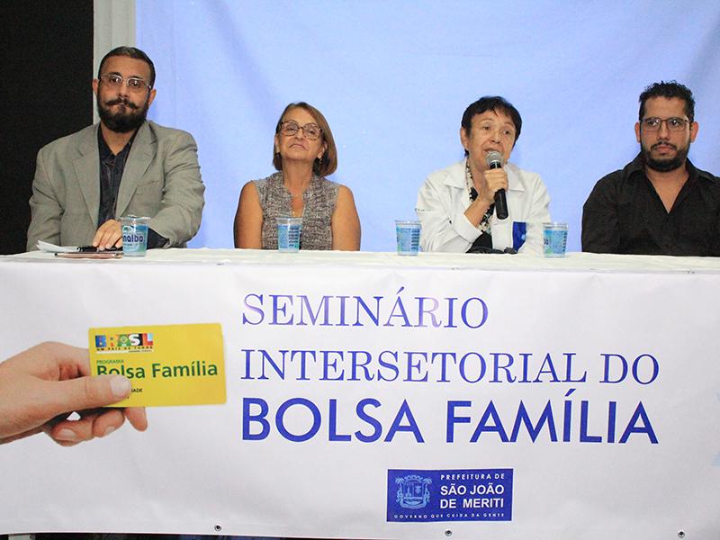 Bolsa Família é Tema De Seminário Em São João De Meriti Prefeitura
